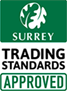 Surry Trading Standards Approved